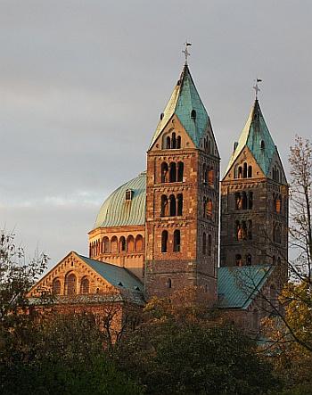 Speyerer Dom (Foto: Holger Knecht)
