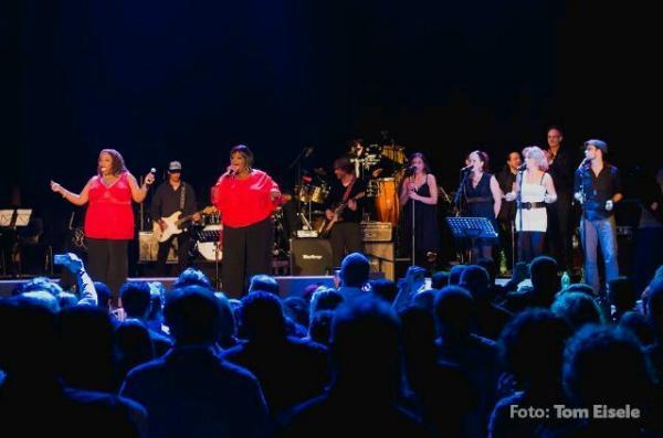 Fatma2Soul und Music in Motion (Foto: Tom Eisele)