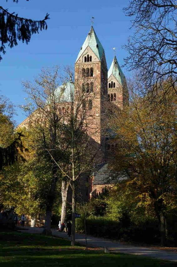 Dom zu Speyer (Foto: Holger Knecht)