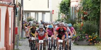 Starterfeld beim SIGMA SPORT Bike Marathon. (Archivbild, Foto: Holger Knecht)