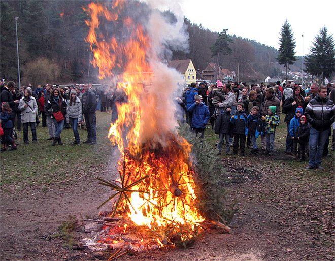 Impression vom Knutfest 2016 in Weidenthal (Foto: Holger Knecht)