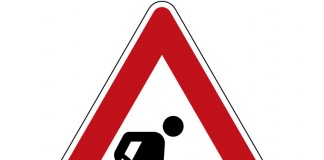 Baustellenschild (Symbolfoto)