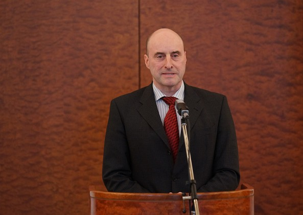 1. Beigeordneter Georg Krist (Foto: Holger Knecht)