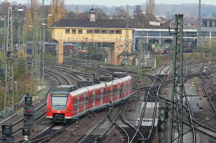 S-Bahn (Symbolbild)