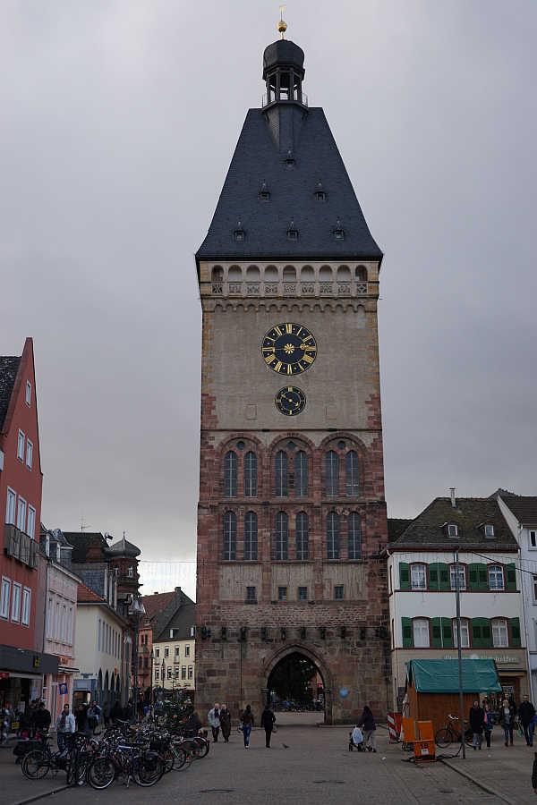 Altpörtel in Speyer (Foto: Holger Knecht)