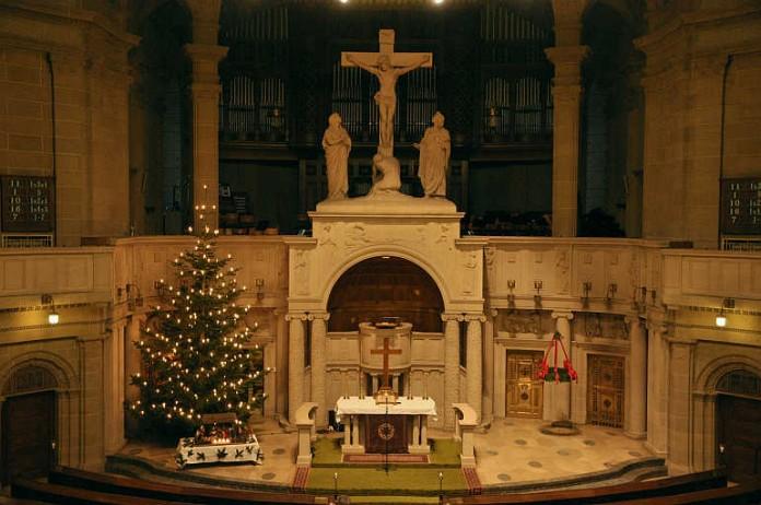 Das Kantorat lädt zu einem festlichen Programm ein (Foto: Kantorat an der Christuskirche)