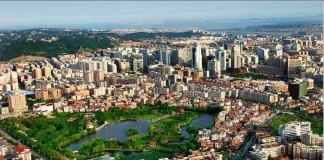 Die chinesische Partnerstadt Quanzhou liegt im Südosten der Provinz Fujian direkt gegenüber von Taiwan. (Foto: Chen Yingjie)