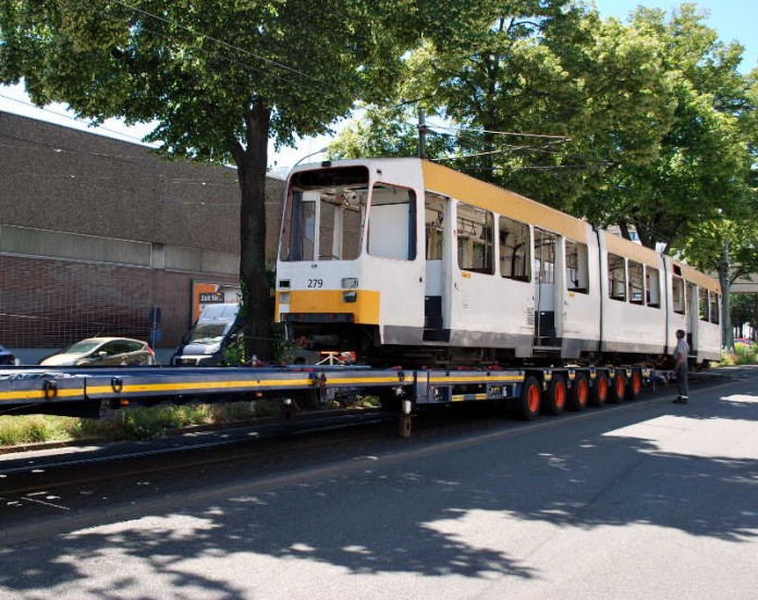 MVG Straßenbahnen Ausmusterung