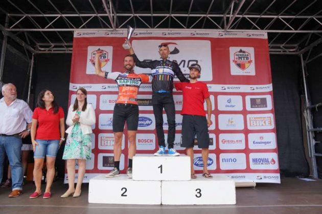Die Sieger der Mitteldistanz (Foto: Holger Knecht)