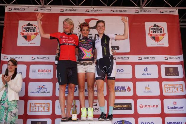 Die Siegerinnen der Langdistanz (Foto: Holger Knecht)