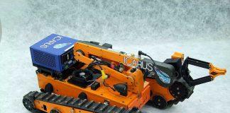 Erkundungsroboter ICARUS