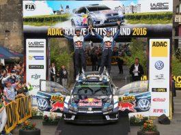 Sebastien Ogier, Julien Ingrassia (Foto: ADAC Motorsport)