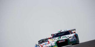 Enger Titelkampf zwischen Audi und Corvette (Foto: ADAC Motorsport)