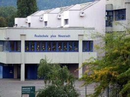Die Realschule plus in der Landwehrstraße 20 in Neustadt an der Weinstraße (Foto: Holger Knecht)