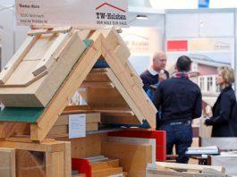 Massiv- und Fertighausanbieter sowie Holzhausbauer präsentieren sich auf der offerta in Halle 2. (Foto: KMK / ONUK Fotografie)