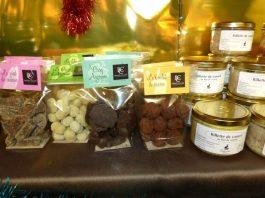 Kulinarische Weihnachtsgeschenke auf dem Bruchsaler Weihnachtsmarkt vom 14. bis 18. Dezember 2016. (Foto: Stadt Bruchsal)