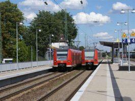 Der Bahnhaltepunkt Einsiedlerhof (Foto: ZSPNV RLP Süd)