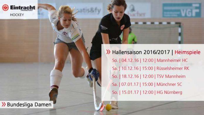 Übersicht über die Hallenspiele (Foto: Eintracht Frankfurt)