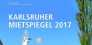 Der Karlsruher Mietspiegel 2017 (Foto: Stadt Karlsruhe)
