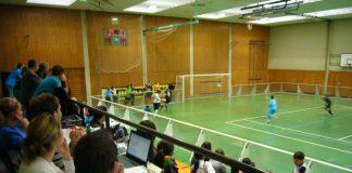 Futsal ist eine Form des Hallenfußballs (Foto: Hannes Blank)
