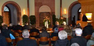 Gemeinsam mit dem Vereinfür Volksbildung und Jugendpflege und der Gesellschaft fürchristlich-jüdische Zusammenarbeitveranstaltet die Stadt Landau jedes Jahr am 27. Januar eine Gedenkstunde für die Opfer des Nationalsozialismus. (Foto: Stadt Landau in der Pfalz)