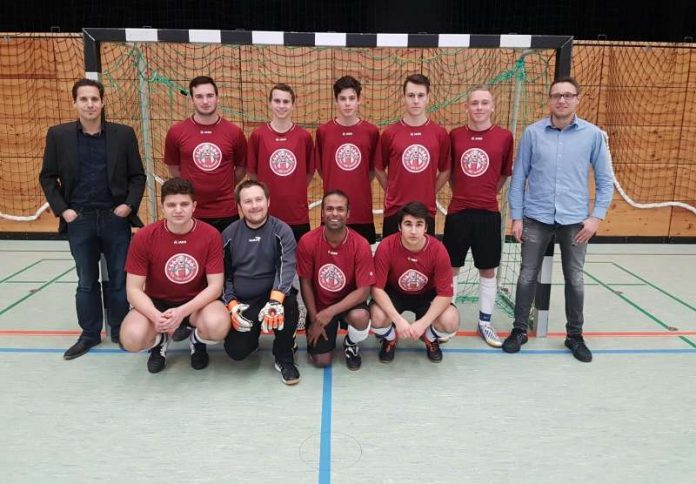 Die siegreiche Schiedsrichtervereinigung Bruchsal (Foto: bfv)
