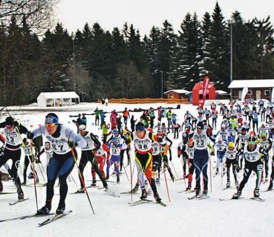 Skilanglauf im Nordschwarzwald (Foto: Karlsruher Lemminge e.V.)