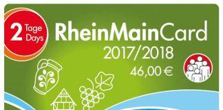 RheinMainCard Muster (Foto: AK Tourismus FrankfurtRheinMain)