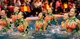 Synchronschwimmerinnen des SSC Karlsruhe (Foto: SSC)