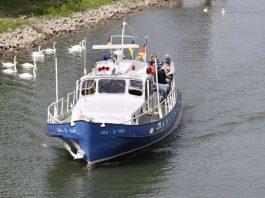 Polizeiboot (Foto: TECHNOSEUM/Klaus Luginsland)