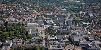 Innenstadt (Foto: Wissenschaftsstadt Darmstadt/ Stadtplanungsamt)