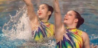 Symbolfoto SSC Synchronschwimmen (Foto: Paul Needham)