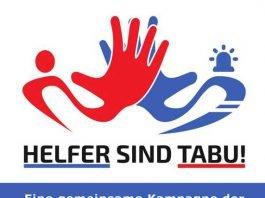 Aktion: Helfer sind tabu