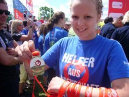 """Als der Triathlon im Kraichgau noch """"Challenge"""" heiß: Bild von 2012 (Foto: Hannes Blank)"""
