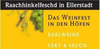 Raachhinkelfeschd in Ellerstadt