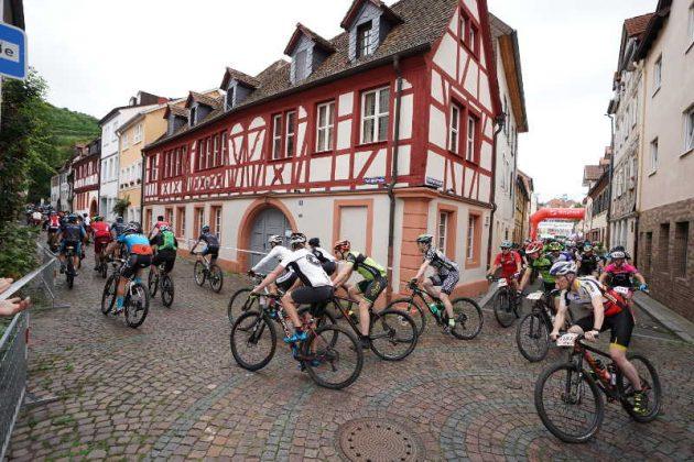 Start der Mitteldistanz (Foto: Holger Knecht)