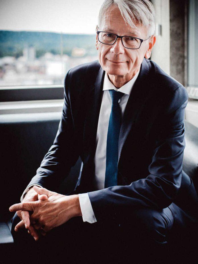 OB Klaus Weichel