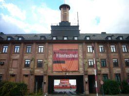 Festivalgelände des Internationalen Filmfestivals in Heidelberg (Foto: Hannes Blank)