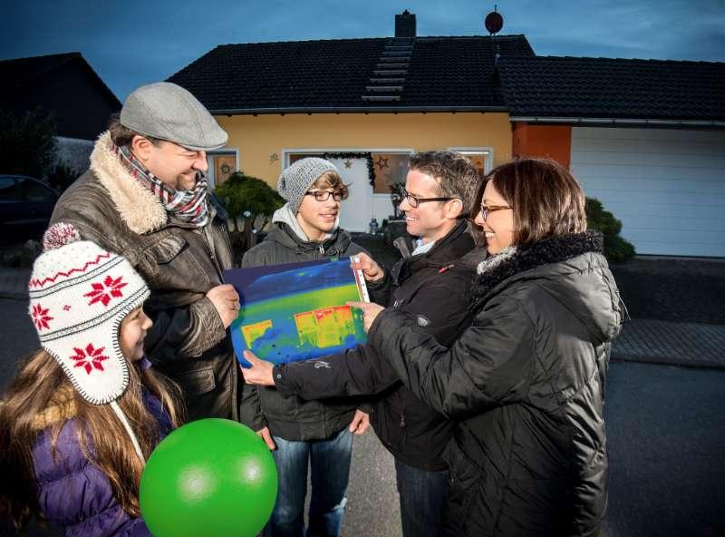 Thermografie-Aktion der AVR (Foto: Foto: AVR Energie GmbH / Tobias Schwerdt)