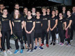 Schwimmerinnen und Schwimmer der Schwimmregion Karlsruhe (Foto: SGR Karlsruhe)