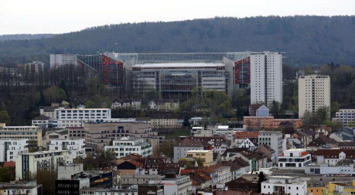 Das Fritz-Walter-Stadion in Kaiserslautern (Foto: Holger Knecht)