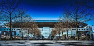 SAP ARENA (Foto: SAP Arena/Binder)