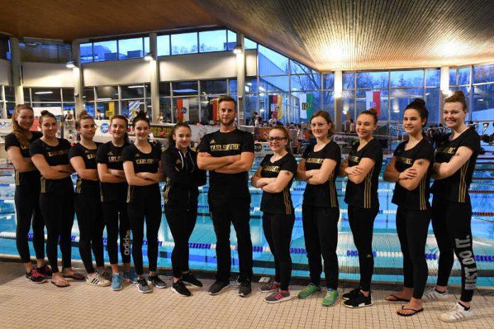 Damenmannschaft der SGR Karlsruhe (Foto: R. Ulsamer)