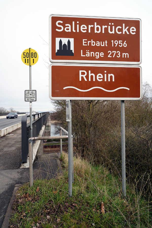 Salierbrücke (Foto: Holger Knecht)