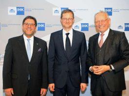Dr. Guido Glania tritt am 1. Juli sein Amt an (Foto: IHK Karlsruhe/ Fotoatelier Christiane)