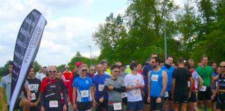 Bild vom Start des Springtime Run 2017 (Foto: Hannes Blank)