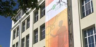 Umbauarbeiten im Dynamikum Science Center (Foto: Dynamikum Science Center)