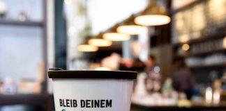 Coffee-to-go aus Mehrwegbechern (Foto: Stadt Bensheim)