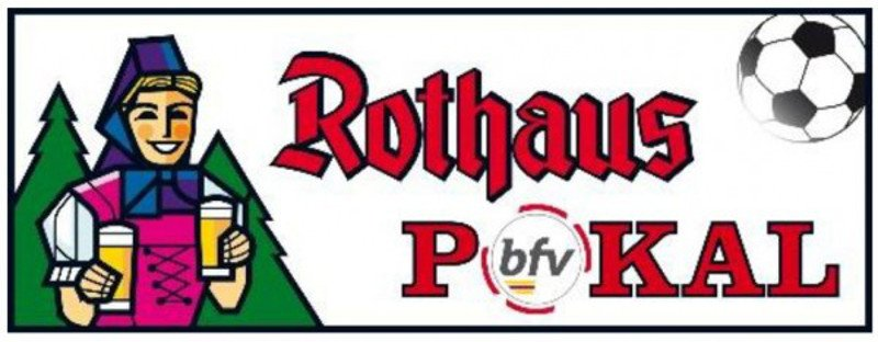 Logo ROTHAUS Pokal (Quelle: bfv)