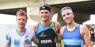 Markus Rolli, Julian Erhardt, Martin Diebold (v.l.) (Foto: PIX-Sportfotos)